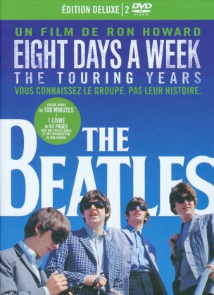 The Beatles: Eight Days a Week - The Touring Years (2016) (Deluxe Edition, 2 DVDs)
