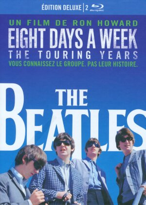 The Beatles: Eight Days a Week - The Touring Years (2016) (Deluxe Edition, 2 Blu-rays)