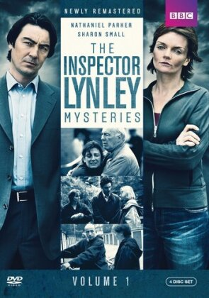 Inspector Lynley Mysteries 1 (Remastered, 4 DVDs)