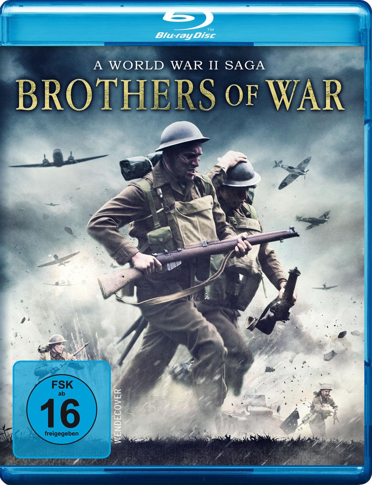 Brothers of War (2014) - A World War II Saga