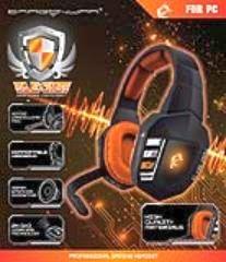 Image of AEGIS Wireless Optical Headset 5.1 - black