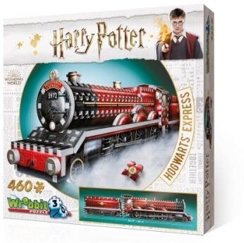 Harry Potter: Hogwarts Express 3D - Puzzle (460 Teile)