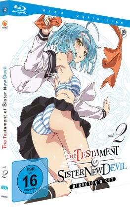 The Testament of Sister New Devil - Vol. 2 (Director's Cut)