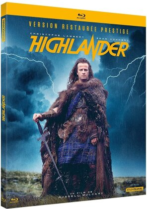 Highlander (1986) (Digibook, Édition Prestige, Restaurée)