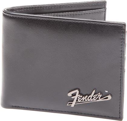 Fender - Bifold Wallet with Metal Plate Logo