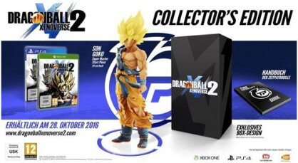 Dragonball Xenoverse 2 (Collectors Edition)