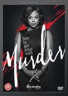 How to Get Away with Murder - Seasons 1-2 (8 DVDs)