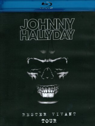 Johnny Hallyday - Rester Vivant Tour - Live 2016 (Limited Edition)
