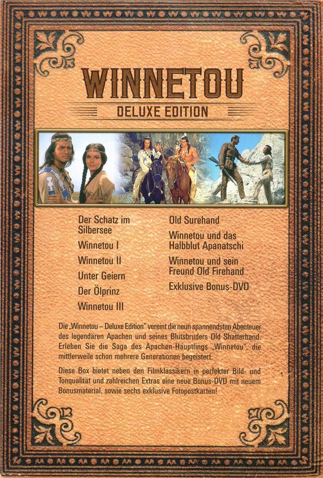 Winnetou Buch