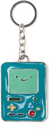 Adventure Time - Beemo Metal Keychain