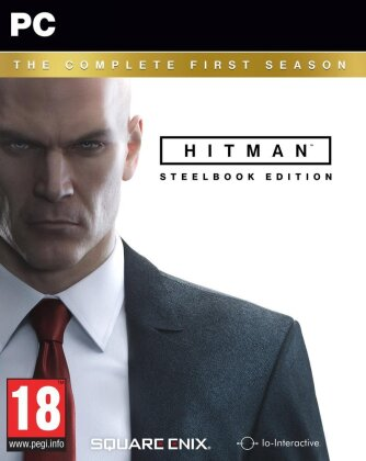 Hitman : The Complete First Season (Day One Edition)