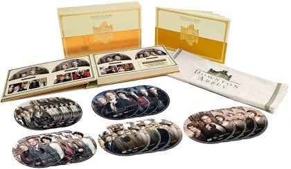 Downton Abbey - The Complete Collection (Collector's Edition, 26 DVDs)