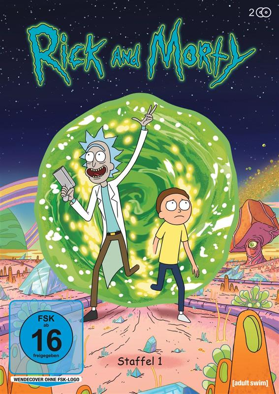 Rick And Morty Staffel 1 Deutsch