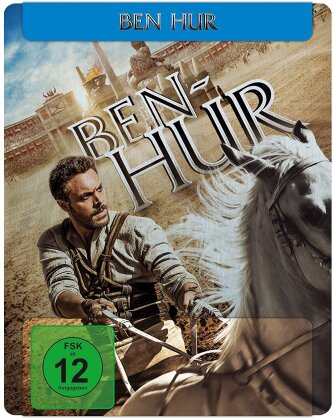 Ben-Hur (2016) (Limited Steelbook)