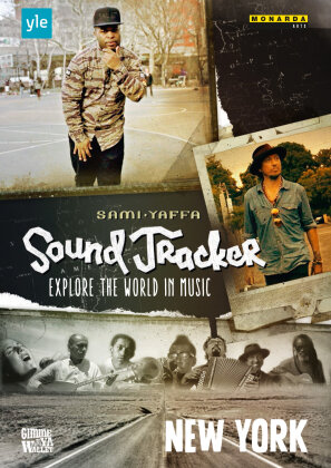 Sound Tracker - New York (Monarda Arts)