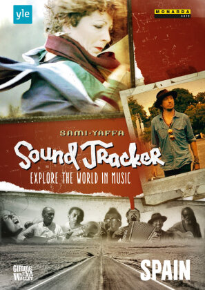 Sound Tracker - Spain (Monarda Arts)
