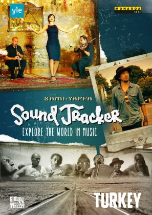 Sound Tracker - Turkey (Monarda Arts)