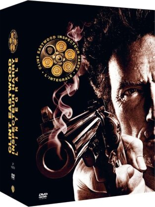 Clint Eastwood - Inspecteur Harry - L'intégrale (Remastered, 5 DVDs)