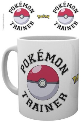 Pokémon: Trainer - Tasse [300ml]