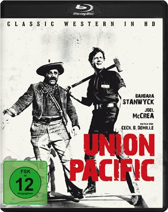 Union Pacific (1939) (Classic Western in HD, s/w)