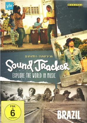 Sound Tracker - Brazil (Monarda Arts)