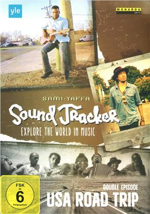 Sound Tracker - USA Road Trip (Monarda Arts)