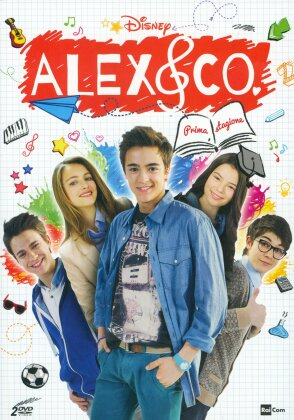 Alex & Co. - Stagione 1 (2 DVDs)