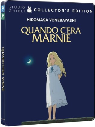 Quando c'era Marnie (2014) (Collector's Edition, Steelbook, Blu-ray + DVD)