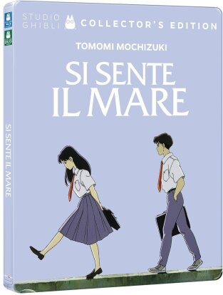 Si sente il mare (1993) (Collector's Edition, Steelbook, Blu-ray + DVD)