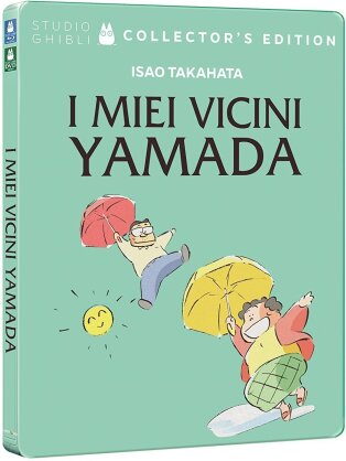 I miei vicini Yamada (1999) (Collector's Edition, Steelbook, Blu-ray + DVD)