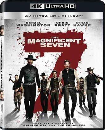 Magnificent Seven (2016) (4K Ultra HD + Blu-ray)