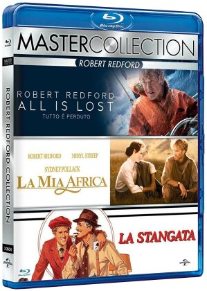 Robert Redford Collection (Master Collection, 3 Blu-rays)