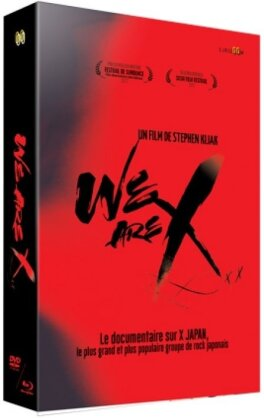 We Are X (2016) (Blu-ray + DVD)