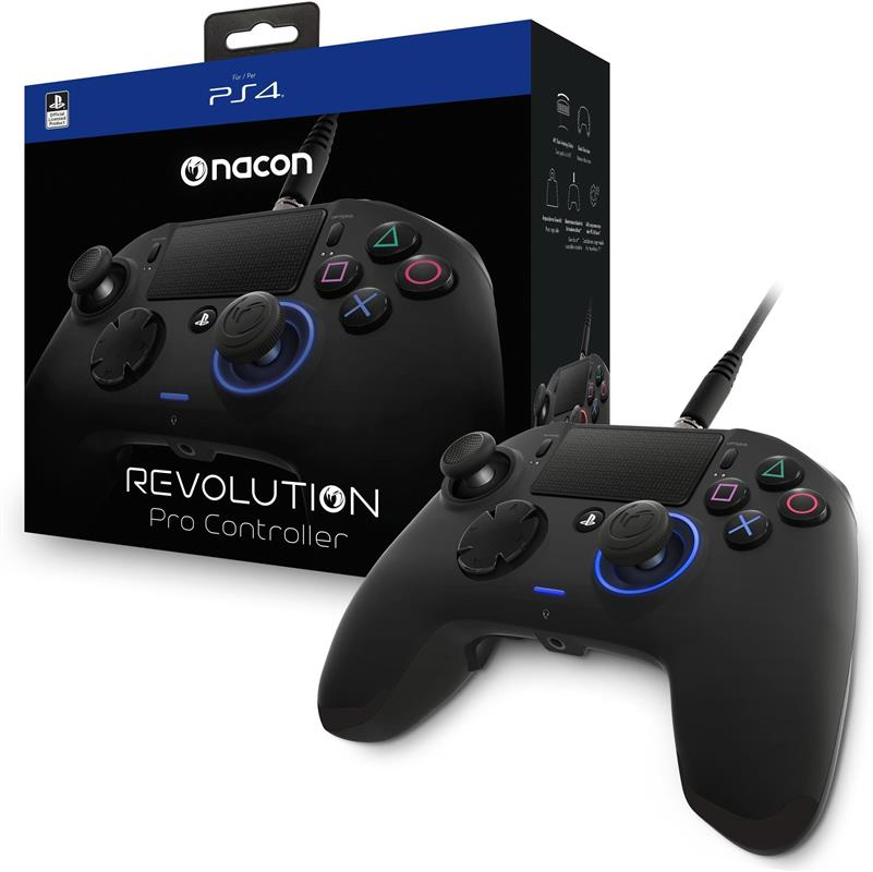 revolution pro gaming controller alle konsolen. Black Bedroom Furniture Sets. Home Design Ideas