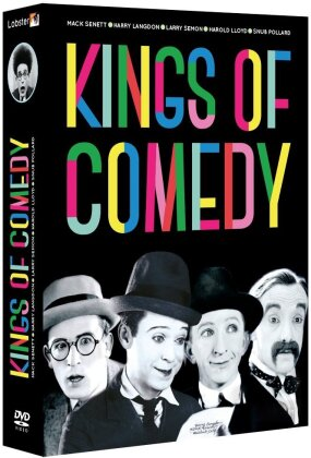 Kings of Comedy (s/w, 4 DVDs)