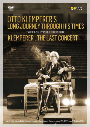 Otto Klemperer - Otto Klemperer´s Long Journey through Times (Arthaus Musik, Edizione Limitata, 2 DVD + 2 CD + Libro)