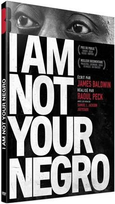 I Am Not Your Negro (2016) (Digibook)