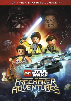 LEGO: Star Wars - The Freemaker Adventures - Stagione 1 (2 DVDs)