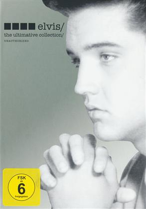 Elvis - The Ultimate Collection (Unauthorized, Limited Edition, 8 DVDs)