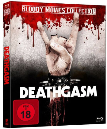 Deathgasm (2015) (Bloody Movies Collection, Uncut)