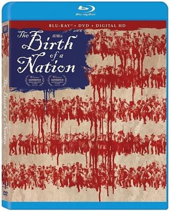The Birth of a Nation (2016) (Blu-ray + DVD)
