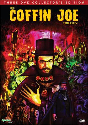 The Coffin Joe Trilogy (Collector's Edition, 3 DVDs)