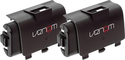 Twin Rechargeable Battery Packs
