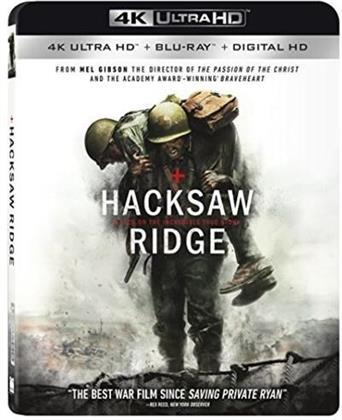 Hacksaw Ridge (2016) (4K Ultra HD + Blu-ray)