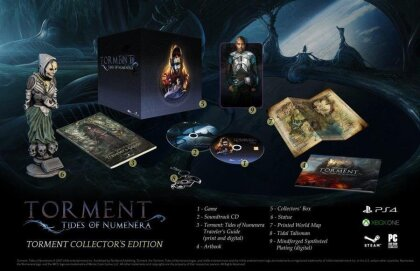 Torment: Tides of Numera (Collector's Edition)