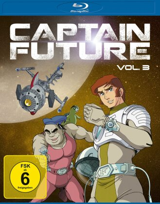 Captain Future - Vol. 3