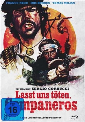 Lasst uns töten, Companeros (1970) (Cover A, Limited Collector's Edition, Mediabook, Blu-ray + 2 DVDs + CD)