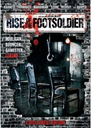 Rise of the Footsoldier (2007) (Uncut, 2 DVD)
