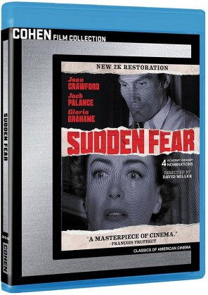 Sudden Fear (1952) (Cohen Film Collection, s/w)