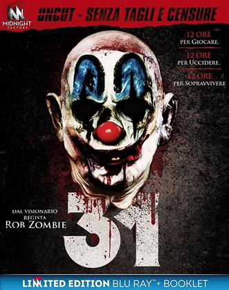 31 (2016) (Limited Edition, Uncut)